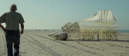 Strandbeest o Bestia de playa de Theo Jansen