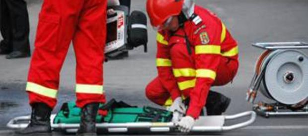 Accident: Surori lovite pe trecerea de pietoni