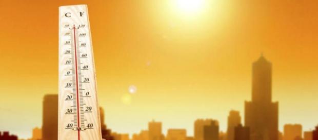 Altas temperaturas devido El Niño.