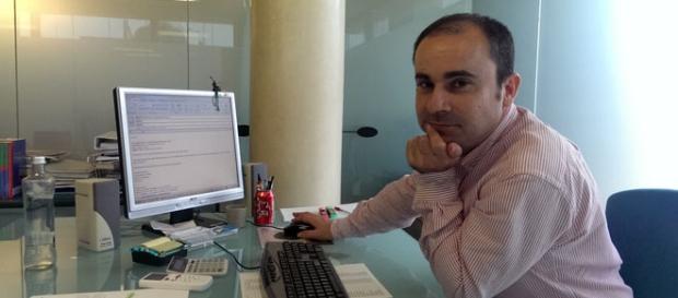 Antonio Chavez es el coordinador de proyectos.
