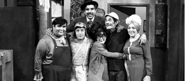 Chaves, seriado produzido pela Televisa.