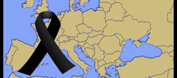 Europa de luto por el 13N en Paris