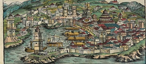 Genóva foi um importante centro comercial