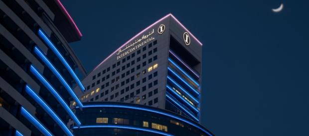 Hotel Intercontinental Dubai - Foto: Divulgação