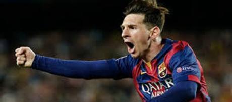 Lionel Messi, el futbolista mejor pagado de España