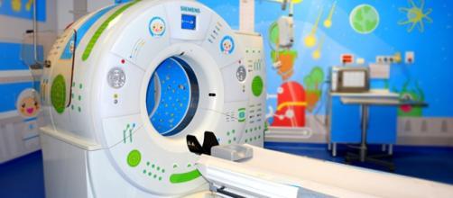 Astro Tac interno para niños en los hospitales