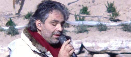 """Esce """"Cinema"""", il nuovo album di Andrea Bocelli"""