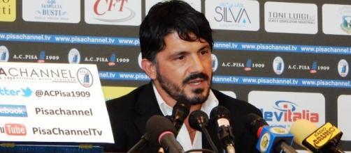 Gennaro 'Ringhio' Gattuso allenatore del Pisa