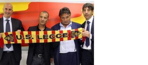 Il Lecce cambierà presto proprietà.
