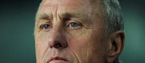 Johan Cruyff sufre cáncer de pulmón