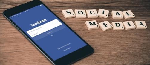 L'applicazione di Facebook su iPhone