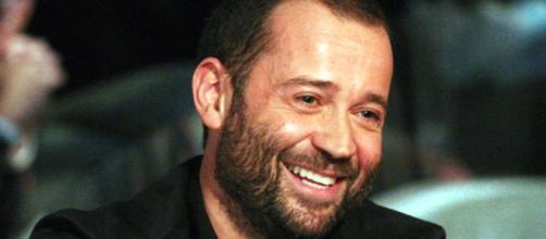lo scrittore e speaker radiofonico Fabio Volo