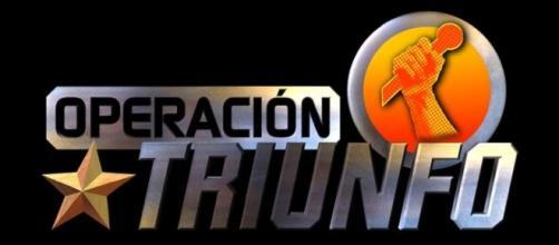Logo de Operación Triunfo (1a edición)