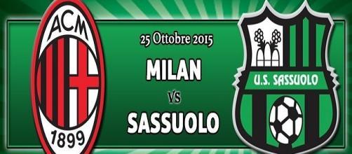 Milan-Sassuolo diretta tv e streaming gratis