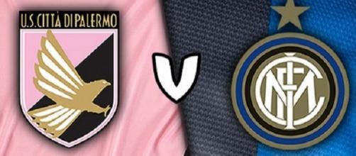 Probabili formazioni Palermo Inter partita 24/10
