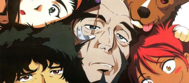 Cowboy Bebop, uno degli anime presenti su Netflix