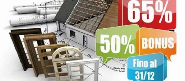 Ecobonus, bonus casa e bonus mobili anche nel 2016