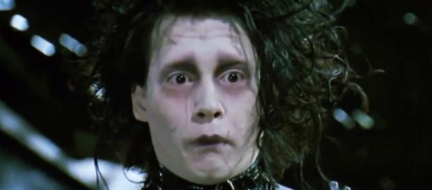 """En 1990 Johnny Depp dio vida a """"Manostijeras"""""""