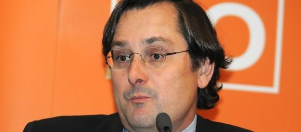"""Francisco Marhuenda, director de """"La Razón"""""""