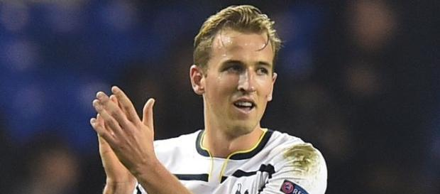 Harry Kane poderá estar a caminho do Man United