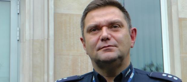 Kom. Jarosław Gnatowski (Komenda Główna Policji)