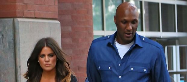 La pareja Odom-Kardashian vuelve a estar unida