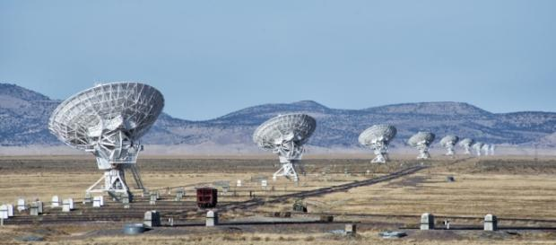 SETI pesquisa a estrela KIC 8462852. Wikimedia