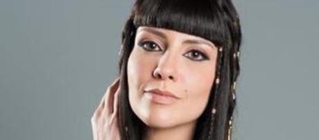 Camila Rodrigues é Nefertari na novela bíblica