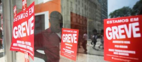 Os bancários poderão decretar fim da greve.