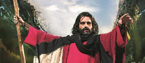 Guilherme Winter é Moisés em 'Os Dez Mandamentos''