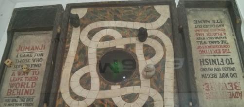 Jumanji, el juego de mesa más enigmático