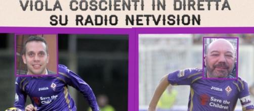 nuova radio per parlare di calcio e di Fiorentina