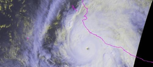 El peligroso huracán Patricia se dirige a México