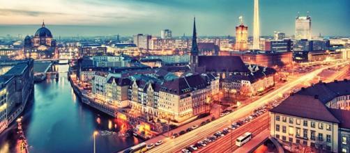Vagas em Berlim. Foto: Reprodução Revista B.