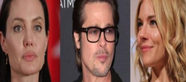 Brad Pitt recluso in casa dalla moglie