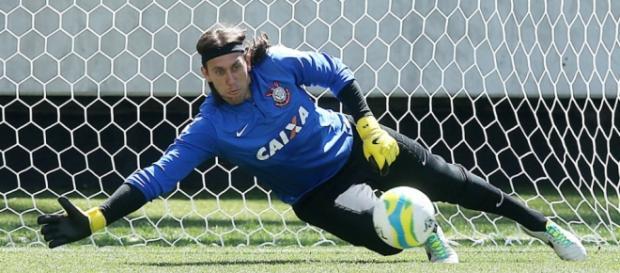 Cássio, do Corinthians, vai para a Seleção.