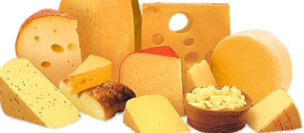 cheese contains too much saturated fat and salt