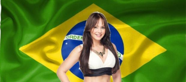 Gabriela Spanic vem ao Brasil em dezembro