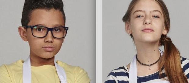 Hytalo e Valentina: Assédios via twitter