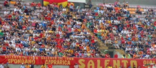 I tifosi del Lecce ci saranno a Melfi.