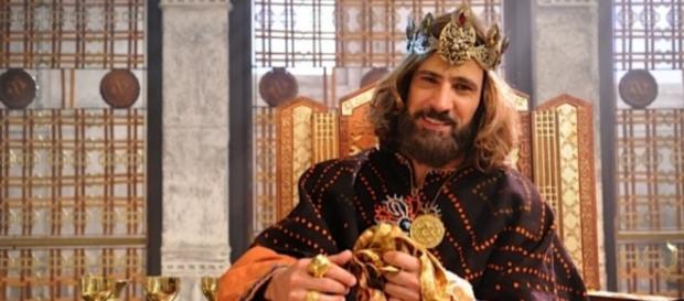 Rei Davi substituirá Os Dez Mandamentos