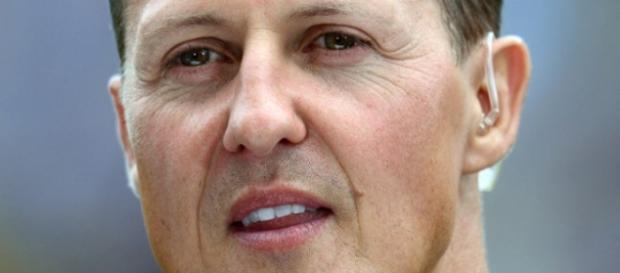 Schumacher se comunica com familia