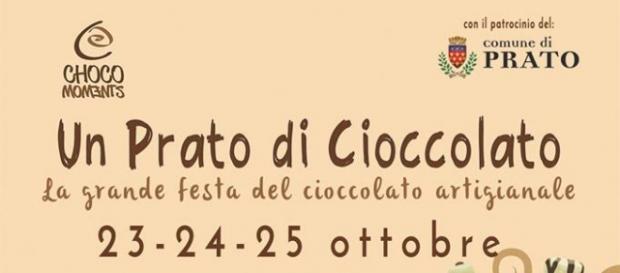Un Prato di Cioccolato, dal 23 al 25 ottobre