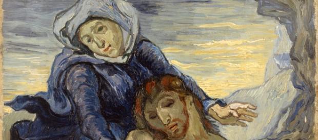 Van Gogh, Bellezza Divina, Palazzo Strozzi Firenze