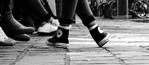 All Star la scarpa eterna, per giovani