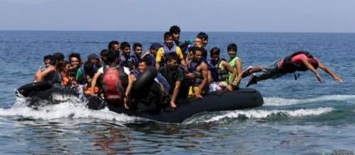 Caos migratório: aprofunda crise na Europa.