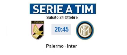 Diretta Live di Palermo - Inter su BlastingNews