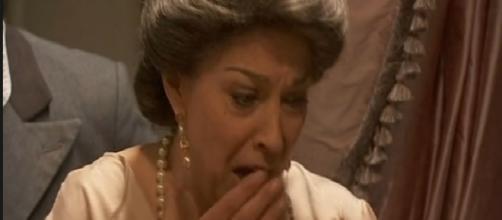 Donna Francisca in pericolo Il Segreto