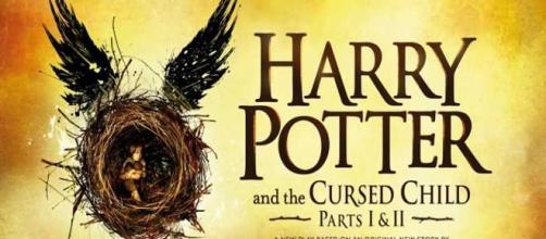 La locandina del nuovo capitolo di Harry Potter