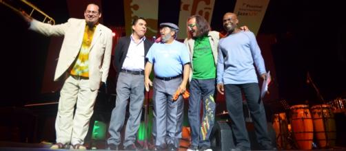 Steve Turre & Friends, en el Festival JAZZUV
